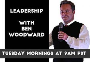 Leadership w/Ben Woodward