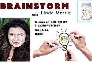 BRAINSTORM with Linda Morrison @ Webinar