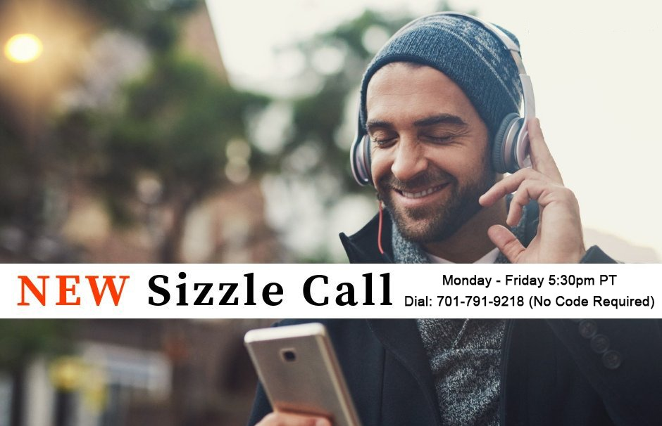 Daily Sizzle Call