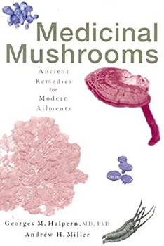 Medicinal Mushrooms Book Cover