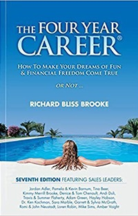 The Four Year Career, by Richard Brooke