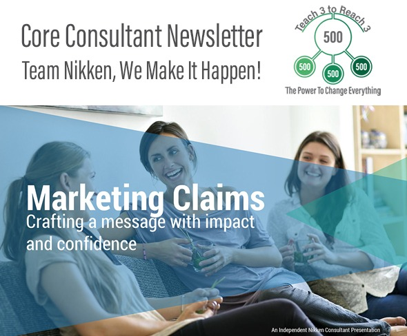 Making Marketing Claims With Impact and Confidence