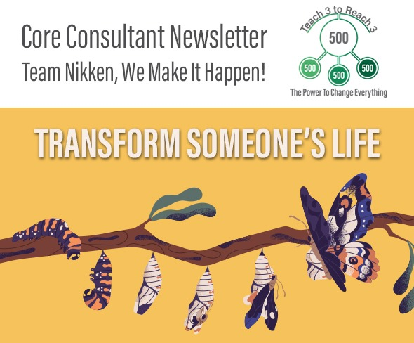Transform Someone's Life