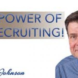 The Power of Recruiting w/ Dave Johnson
